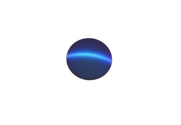 AudioGlass ミラーブルー